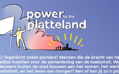 Holwerd aan Zee genomineerd voor VPRO's Plattelandspioniers