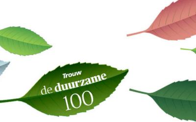 Holwerd aan Zee in de top 5 Trouw Duurzame 100