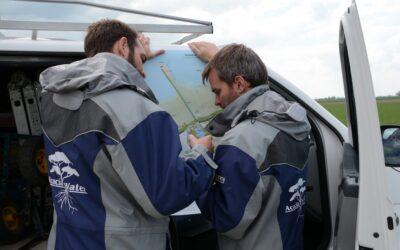 Start hydrologisch onderzoek Holwerd aan Zee Vrijdag inloop